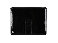 MSPP2063 MicroMobile IPad2 Leather Case Black With Removable Shoulder Strap - eet01