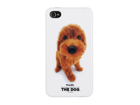 MSPP2203 MicroMobile IPhone 4/4S The Dog Theme Case Poodle - eet01
