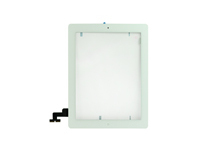 MicroSpareparts Mobile Touch Panel Assembly White IPad 2 MSPP2303 - eet01