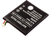 MSPP2853 MicroSpareparts Mobile HTC One S Battery BJ 83100  - eet01