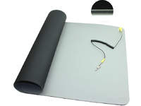 MicroSpareparts Mobile Anti-static Mat Gray 700x500x2mm, Antistatic MSPP3246 - eet01