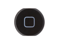 MSPP4010 MicroSpareparts Mobile Home Button Black Apple iPad Mini - eet01
