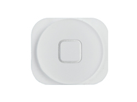 MSPP5001 MicroSpareparts Mobile Home button White iPhone 5  - eet01