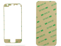 MSPP5020AS MicroSpareparts Mobile Frame 3M Adhesive Sticker IPhone 5 Front LCD Display - eet01