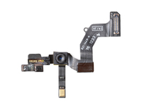 MSPP5024 MicroSpareparts Mobile Front Camera with Induction Flex assembly iPhone 5 - eet01