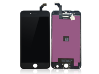 MicroSpareparts Mobile LCD assembly Black IPhone 6+ MSPP6400B+ - eet01