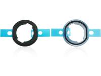 MicroSpareparts Mobile Apple iPad Air 2 Home Button Rubber Gasket MSPP70356 - eet01