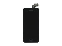 MicroSpareparts Mobile IPhone 5 LCD Assembly Black Original Full Assembly, MSPPXAP-DFA-IPO5-B - eet01