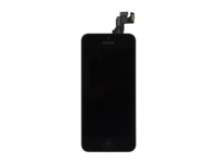 MicroSpareparts Mobile IPhone 5c LCD Assembly Black Original Full Assembly, MSPPXAP-DFA-IPO5C-B - eet01
