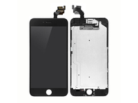 MicroSpareparts Mobile IPhone 6+ LCD Assembly Black Original Full Assembly, MSPPXAP-DFA-IPO6PLUS-B - eet01