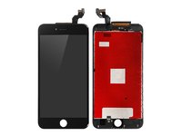 MicroSpareparts Mobile IPhone 6s+ LCD Assembly Black Original Full Assembly, MSPPXAP-DFA-IPO6SPLUS-B - eet01