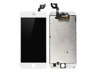 MicroSpareparts Mobile IPhone 6s+ LCD Assembly White Original Full Assembly, MSPPXAP-DFA-IPO6SPLUS-W - eet01