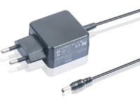 MicroBattery Ac Adapter 12V 1A 5.5*2.1mm EU MSPT2114 - eet01