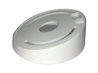 MVI-A1000 MicroView Inclined Ceiling Mount, White. Plastic, - eet01