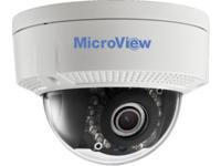 MicroView IR Dome IP 2MP Outdoor PoE,IP67,IK10,2.8mm fixed lens MVID-02IR-E - eet01