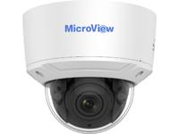 MicroView IP Dome 4MP, Vari-Focal IR 30m, IP67, IK10, 2.8-12mm MVID-04IR-E - eet01