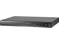 MicroView 8ch. NVR W/PoE, 80Mbps/256Mbps 2 SATA drives, Rec.Res.12MP MVINVR-08POE4MP-E - eet01