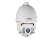 MicroView 2MP Network IR PTZ Dome Camera DWDR, 30x Opt. Zoom, F1,6-F5,0 MVIP-01IR - eet01