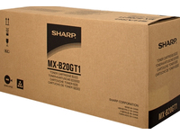 Sharp Toner Black Pages 8.000 @ 5% Coverage MXB20GT1 - eet01