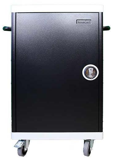 Leba NoteCart Unifit for 24 Tablets Fix shelv. 24 SC power sockets NCU-24T-FH-419-SC - eet01