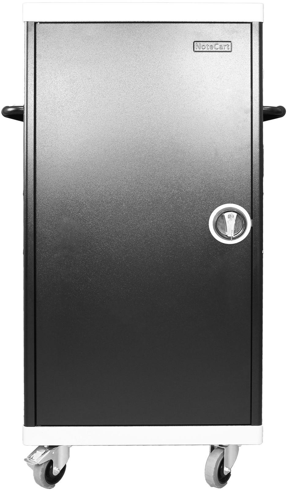 Leba NoteCart Unifit for 32 Tablets Fix shelv. 32 SC power sockets NCU-32T-FH-419-SC - eet01