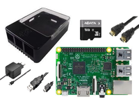 Raspberry Pi Pi 3 Model B, KIT  NNIT-RASP-KIT - eet01