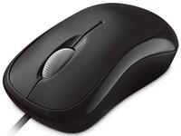 Microsoft BASIC OPTIBAL MOUSE BLACK USB  P58-00057 - eet01