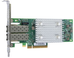 Hewlett Packard Enterprise SN1100Q 16Gb 2p FC HBA **New Retail** P9D94A - eet01