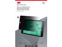 "3M Privacy Filter Ipad Air 1/2 Pro, 9,7""  Landscape. Black PFTAP002 - eet01"