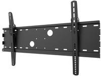 NewStar Flat Screen Wall Mount (fixed) Black 37-85inch PLASMA-W100BLACK - eet01