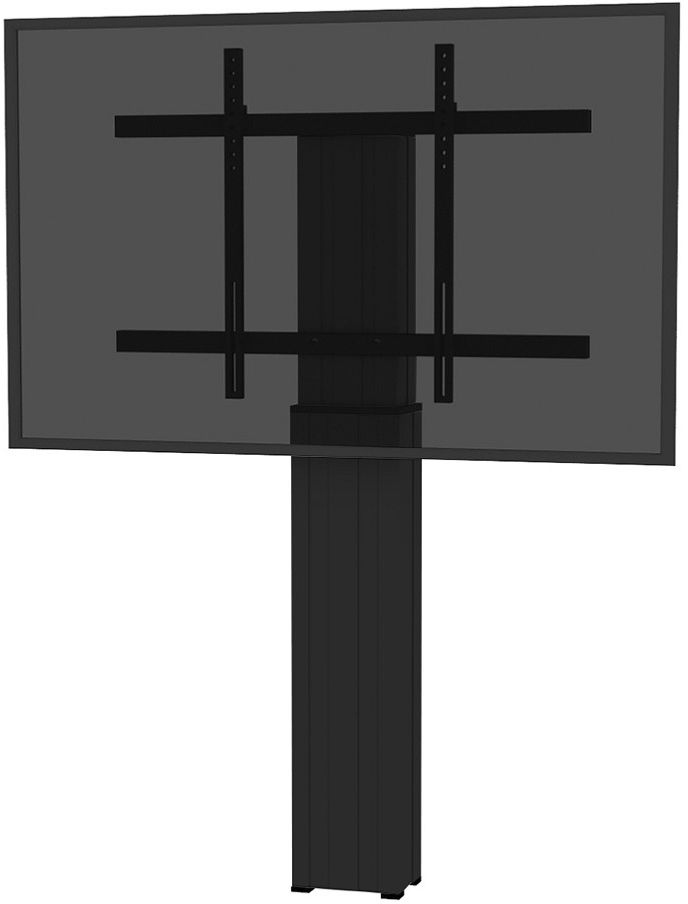 NewStar Motorised Floor Stand/Wall Mount - VESA 200x200 up to PLASMA-W2250BLACK - eet01