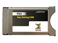 PRO-MCCX-1650 Neotion PRO CAM Conax non pairing >7 services - eet01