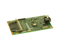 Hewlett Packard Enterprise Formatter PC board w/network **Refurbished** Q7805-60002-RFB - eet01
