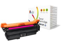Quality Imaging Toner Magenta CE263A Pages: 11.000, Nordic Swan QI-HP1017M - eet01