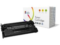 Quality Imaging Toner Black CF287A Pages: 9.000 QI-HP2074 - eet01