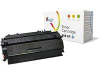 Quality Imaging Toner Black CE505X-XXL Pages: 13.000 QI-HP2110 - eet01