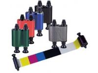 Evolis Colour Ribbon (KO), black Black and overlay R2F010NAA - eet01
