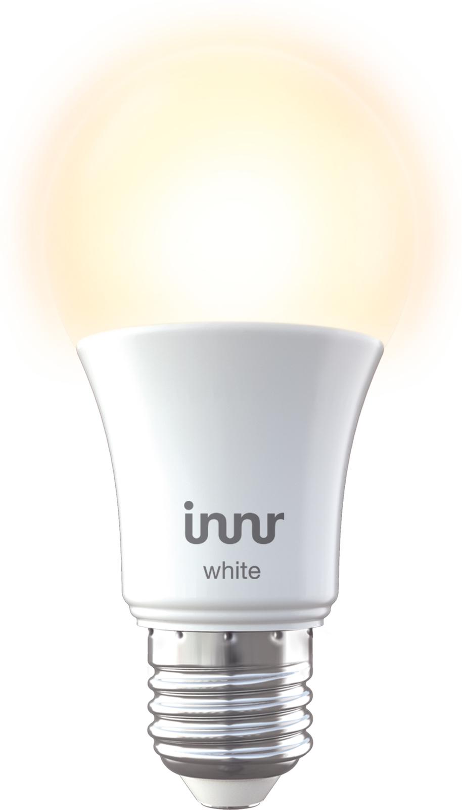 INNR Lighting 1x E27 Retrofit smart LED lamp Warm white, 2700K RB 265 - eet01