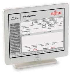 Fujitsu D22 12.1 LCD NON TOUCH WHITE  RBG:KD03207-B167 - eet01