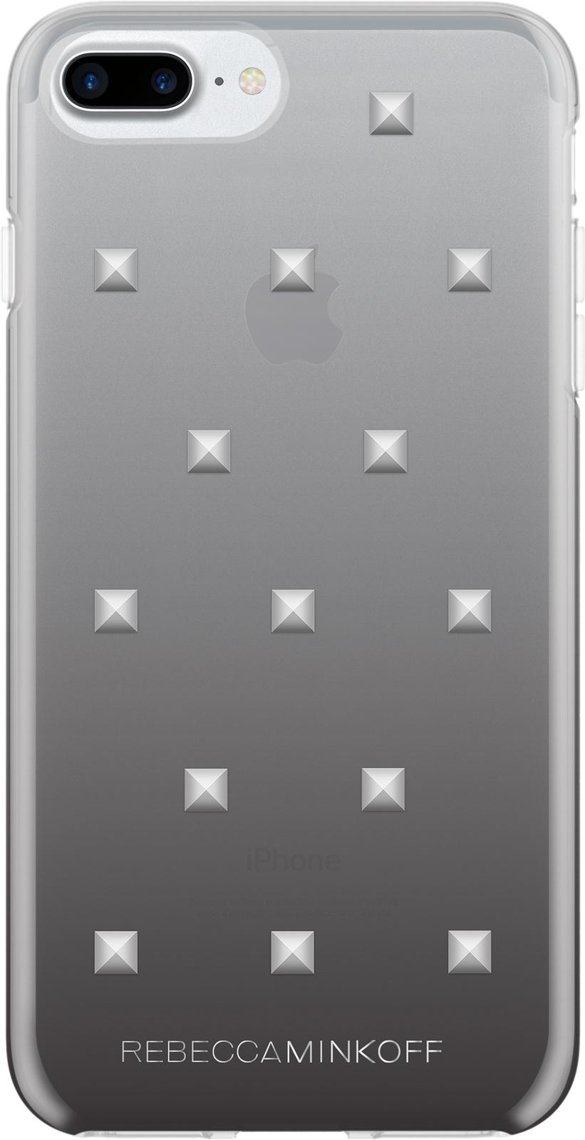 Incipio Rebecca Minkoff Hey, Stud Case IPhone 8/7 Plus Gunmetal RMIPH-056-GPSBO - eet01
