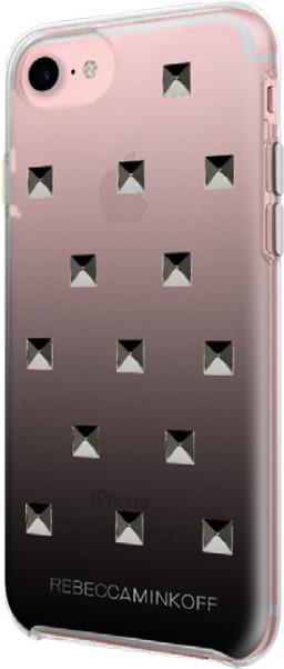 Incipio Rebecca Minkoff Hey, Stud Case IPhone 8/7 Gunmetal Pyramid RMIPH-065-GPSBO - eet01