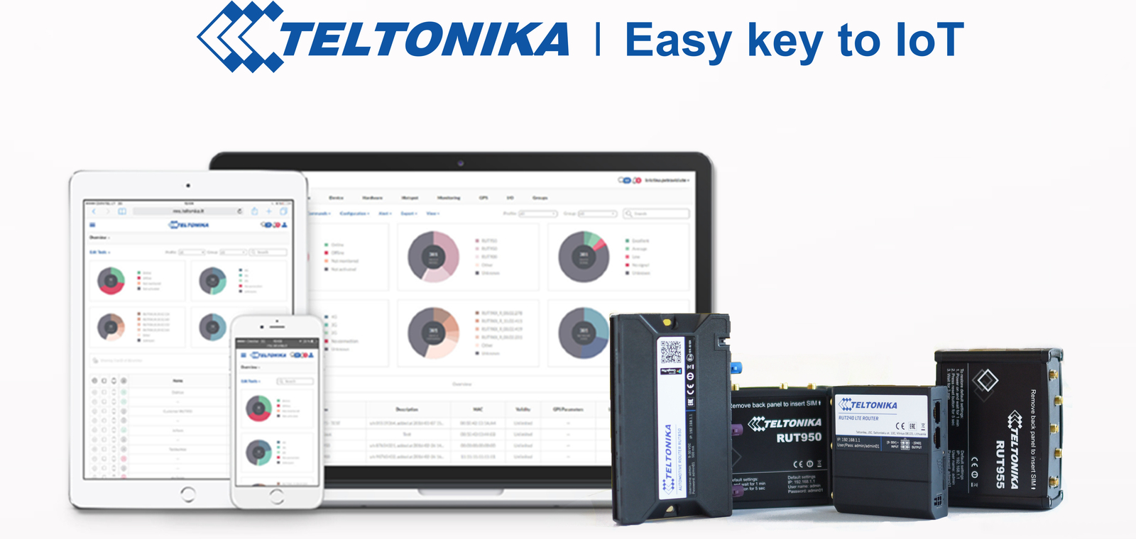 Teltonika Remote Management System  RMS - eet01