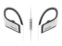 Panasonic BTS30 Sports In-ear, White Bluetooth, Microphone, IPX4 RP-BTS30E-W - eet01