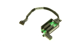 Hewlett Packard Enterprise PC Board : Power button LED **Refurbished** RP000098248 - eet01
