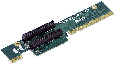 Supermicro RSC-R1UU-2E8, Riser card  RSC-R1UU-2E8 - eet01