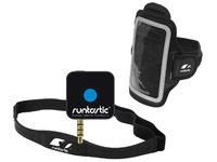 Runtastic Receiver and Pro App. Kit HR Chest Strap and Armband RUNDCA1 - eet01