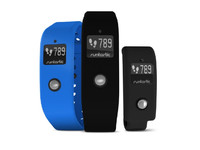 Runtastic Orbit Wristband, Black/Blue Fitness & Sleep Tracker RUNOR1 - eet01