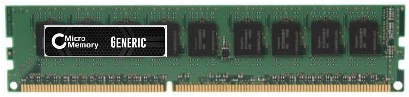 MicroMemory DDR3 2GB1333 MHZ PC3-10600  S26361-F3335-L524-MM - eet01