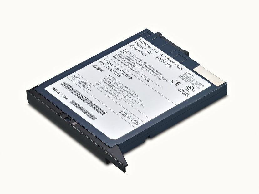 Fujitsu 2ND BATT 6CELL 28WH(2 600MAH) BAY MODULE S26391-F1314-L509 - eet01