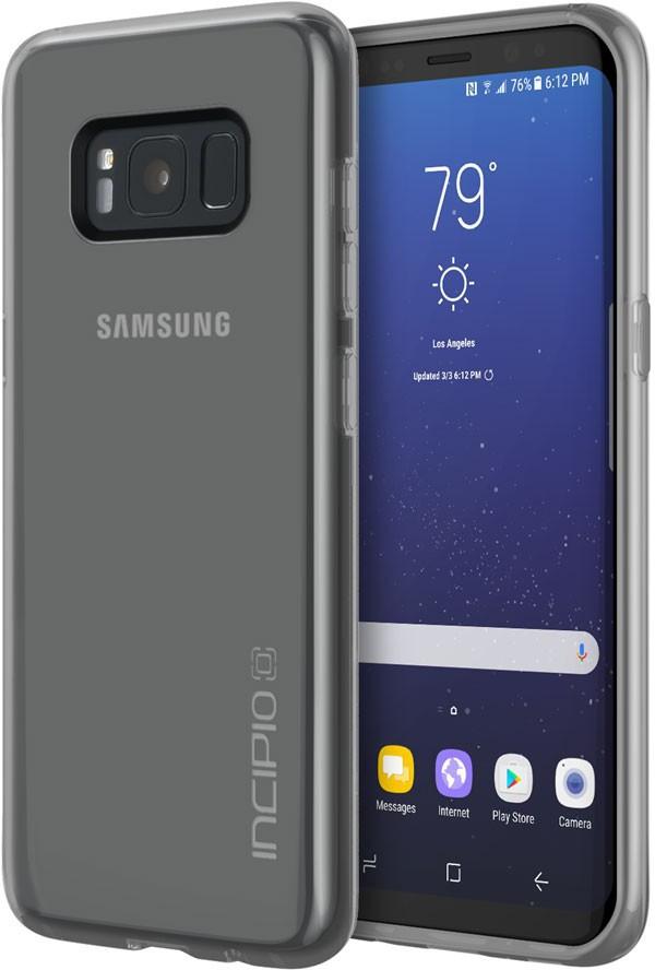Incipio NGP Pure Galaxy S8 Clear SA-854-CLR - eet01